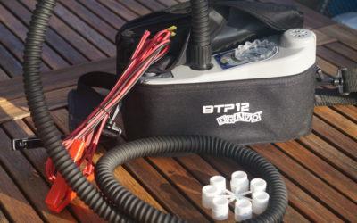 Bravo Elektro SUP Pumpe
