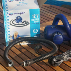 Electric Paddle Board pumps review