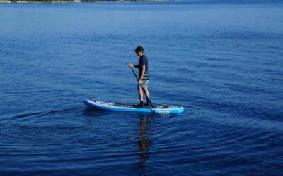 Flachwasser SUP Bluefin
