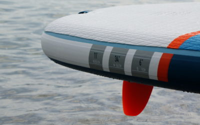 SUP Board Decathlon Itiwit Finne